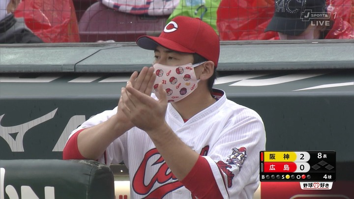 石原慶幸引退試合93