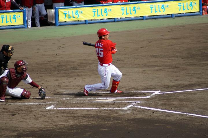 野球観戦53
