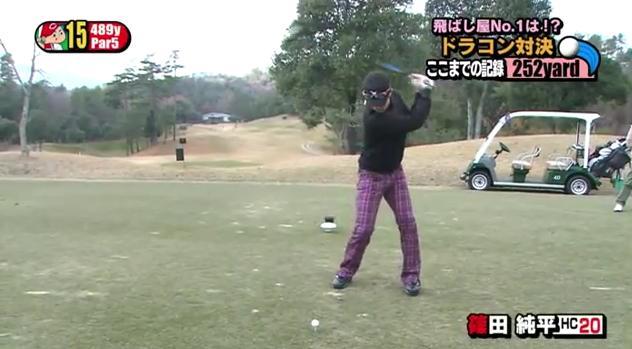 カープ選手会ゴルフ2014133