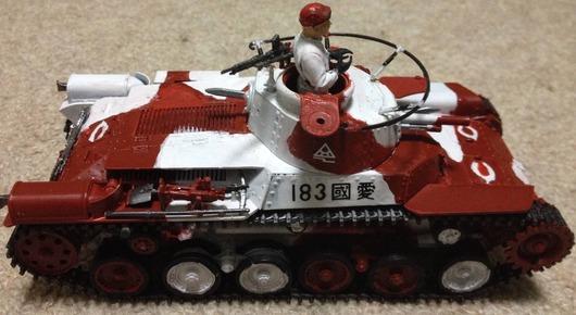 戦車カープ06
