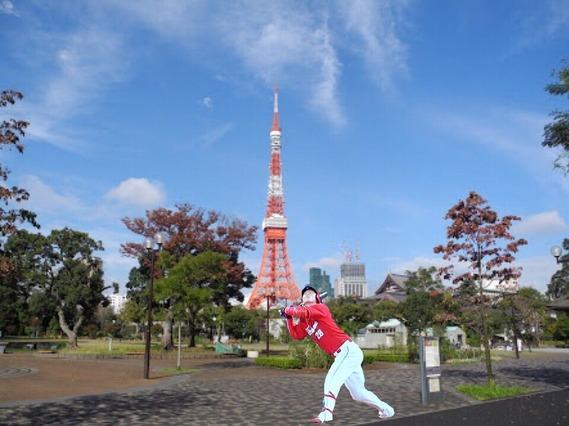 新井コラ打撃1