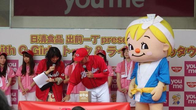 20161113廣瀬トークショーinゆめタウン呉30