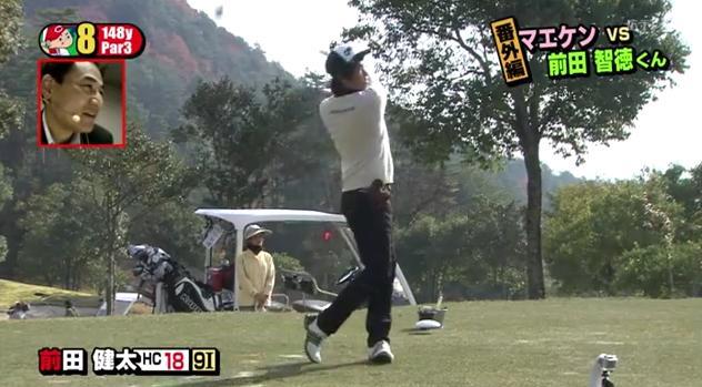 カープ選手会ゴルフ2014051