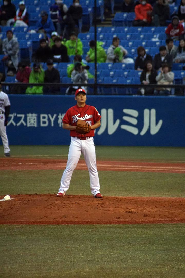 野球観戦18
