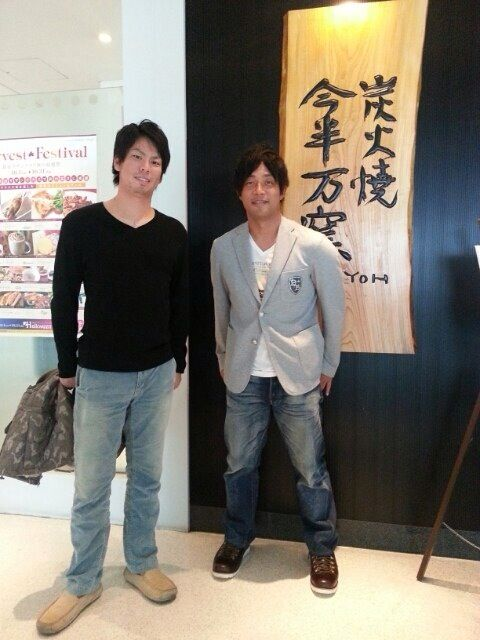 DeNA藤井とマエケン2