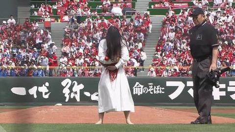 マツダスタジアムお化け屋敷36