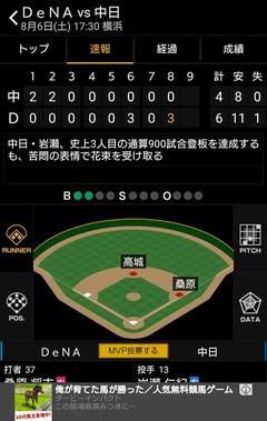 永川500試合達成6
