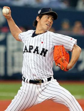 マエケン日本代表65