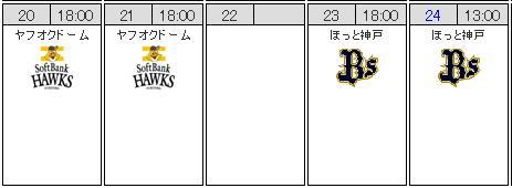 試合日程20140520