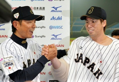 マエケン日本代表61