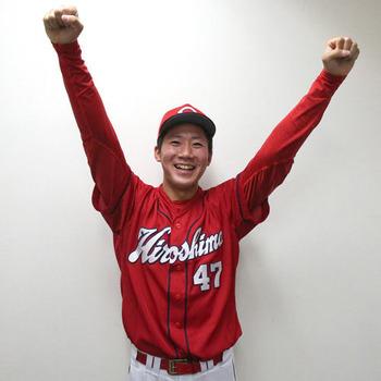 2019山口翔プロ初先発初勝利Tシャツ3