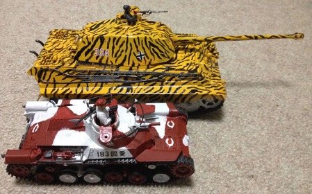 戦車カープ08