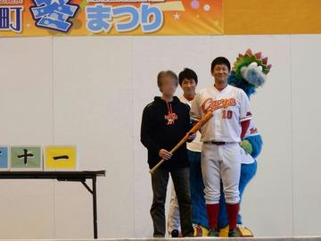 20161203 堂林岩本 呉40