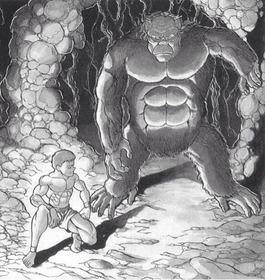 刃牙夜叉猿1