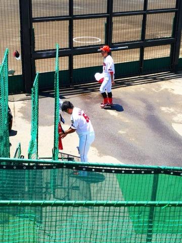 野球観戦20190727由宇長野デー_8