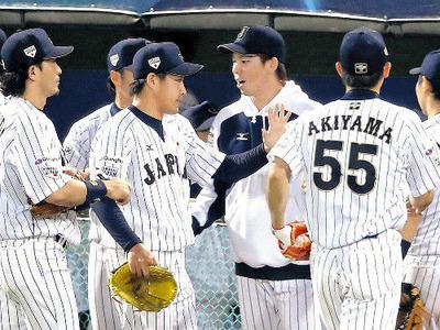 マエケン日本代表44