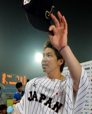 マエケン日本代表60