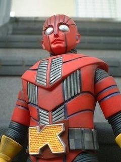 ロボット刑事1