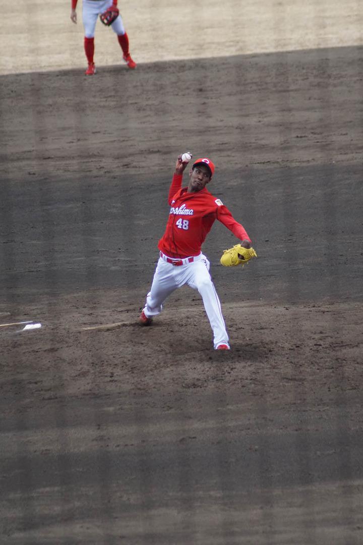 野球観戦35