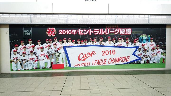 2016優勝カープファン291