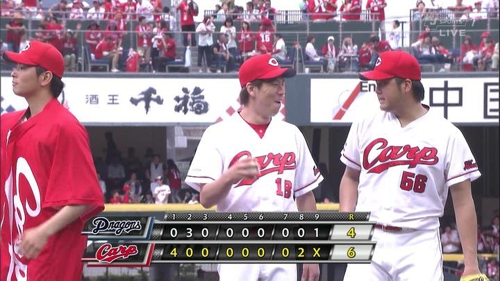 中崎マエケン3