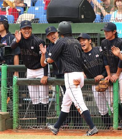 鈴木誠也日本代表7