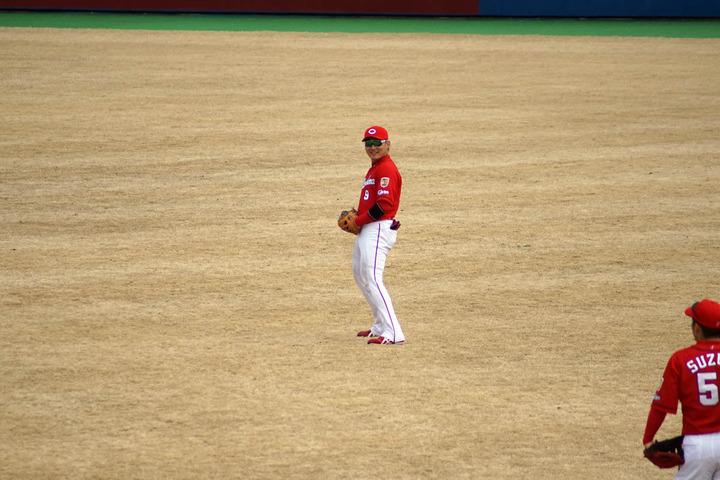 野球観戦39