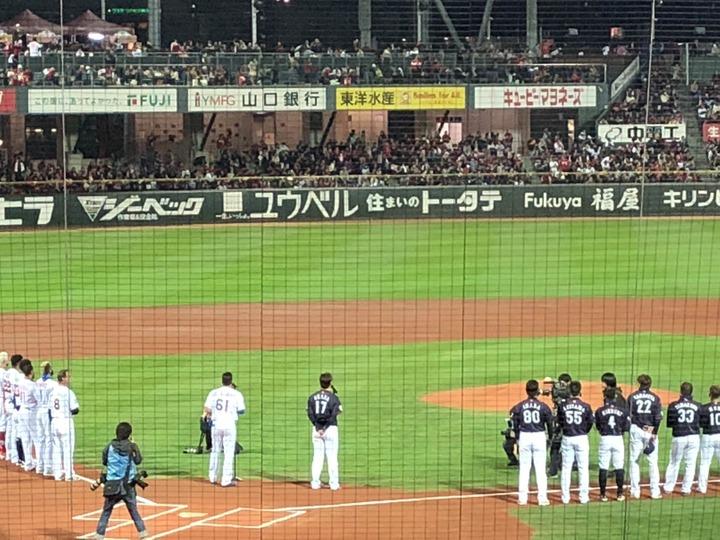 2018日米野球4