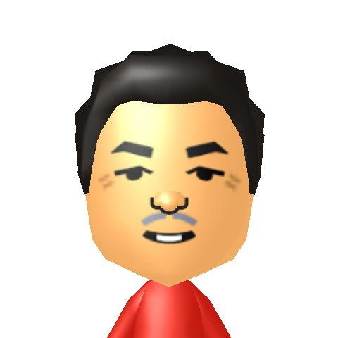 Miiカープ選手20