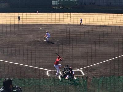 2015春季キャンプ紅白戦3