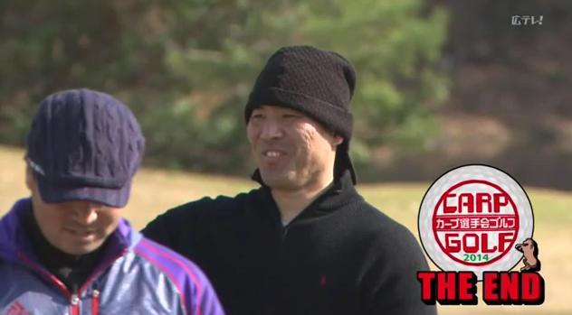 カープ選手会ゴルフ2014186