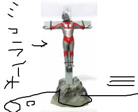 ミコライオ十字架