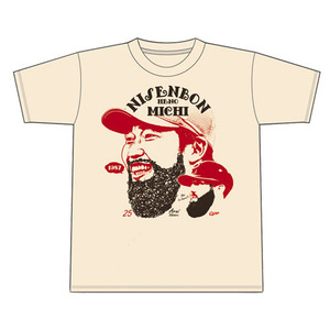 新井Tシャツ2000本安打カウントダウン38