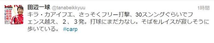 田辺一球20130618