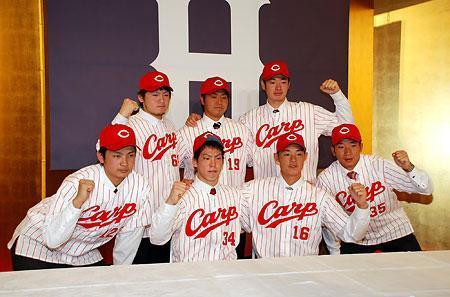 2006入団会見1