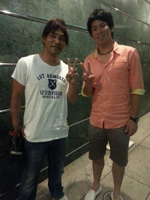 DeNA藤井とマエケン