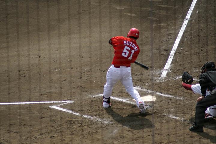 野球観戦56