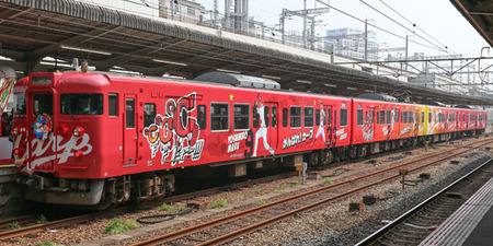 カープ列車26