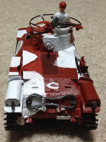 戦車カープ04