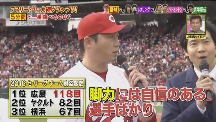 20170121炎の体育会TVカープ大縄跳び参戦38