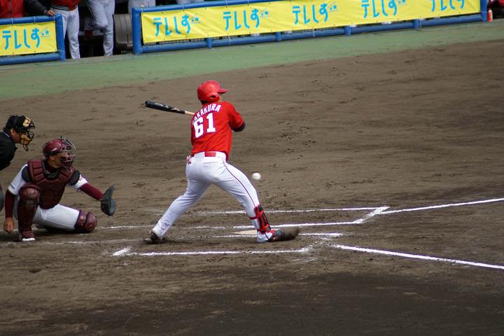 野球観戦48