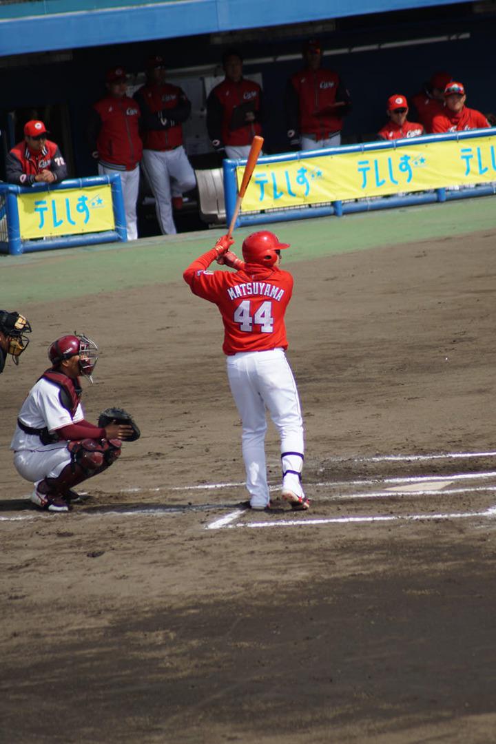 野球観戦41