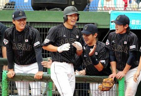 鈴木誠也日本代表9
