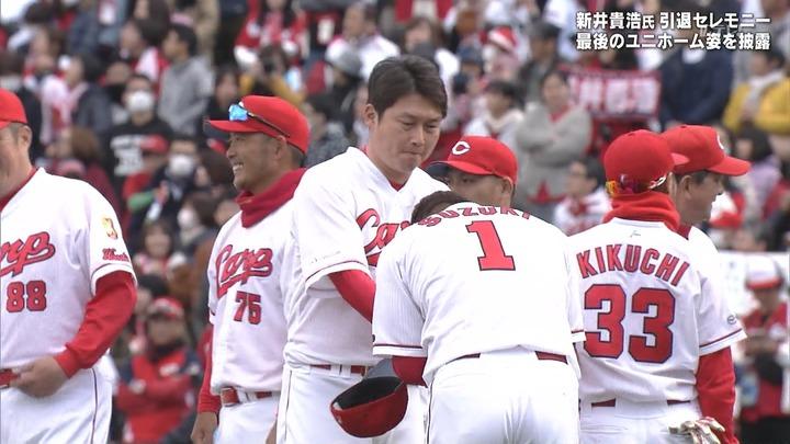 新井引退セレモニー34