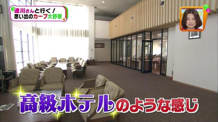 達川さんと行くカープ二軍寮02