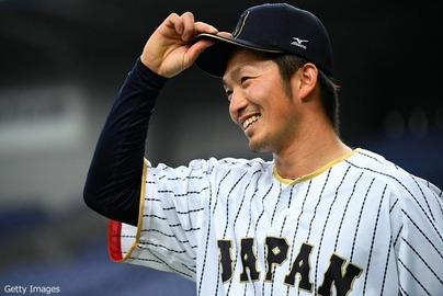 鈴木誠也日本代表50