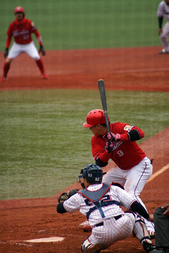 野球観戦8