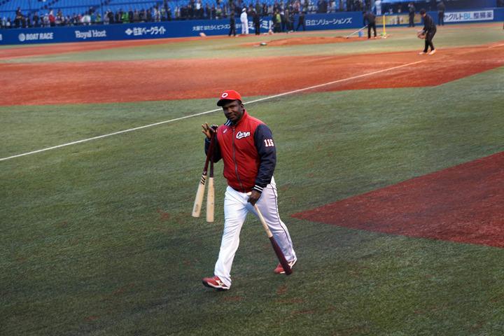 野球観戦23