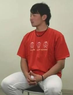 大瀬良チームカピバラTシャツ6