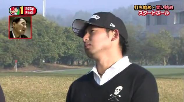 カープ選手会ゴルフ2014022
